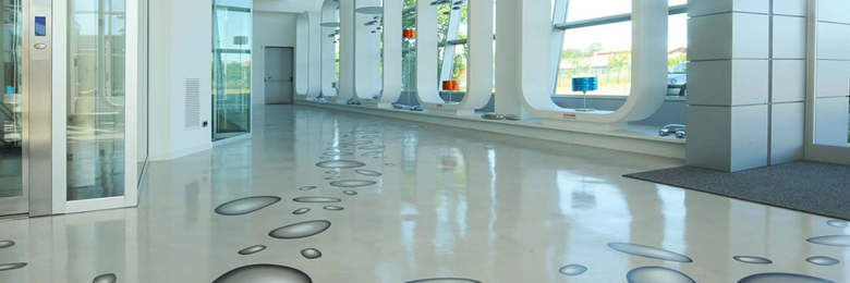 Realizzazione pavimenti in resina for Solde decoration interieur